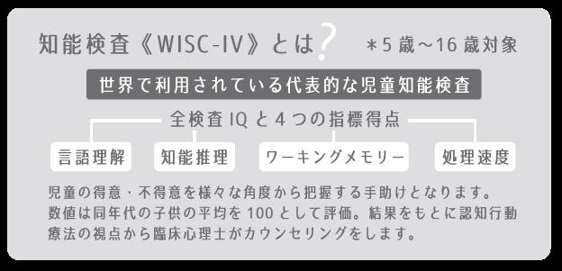 WISC Ⅳとは